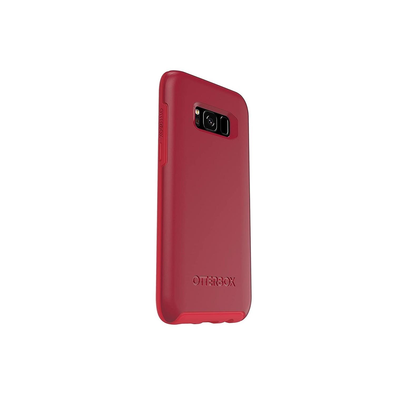 . Funda OTTERBOX Symmetry para Samsung S8 Roja