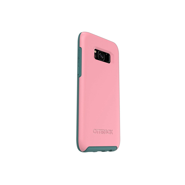 . Funda OTTERBOX Symmetry para Samsung S8 Rosa Prickly Pear
