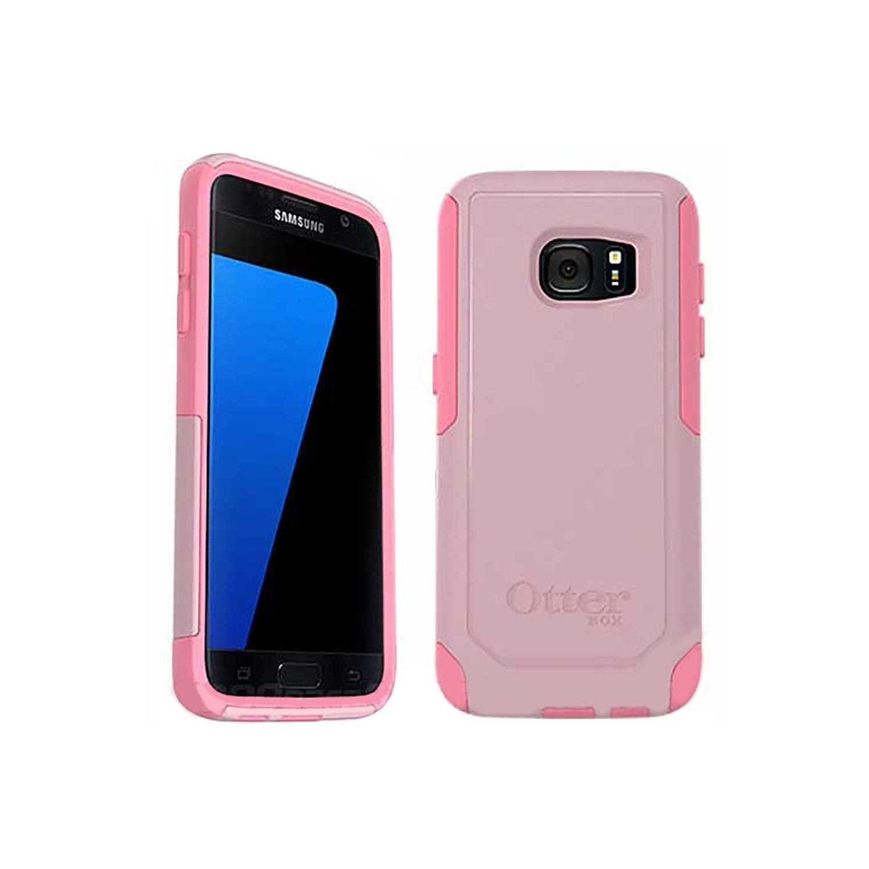 Case - Otterbox Defender Samsung S7 Pink