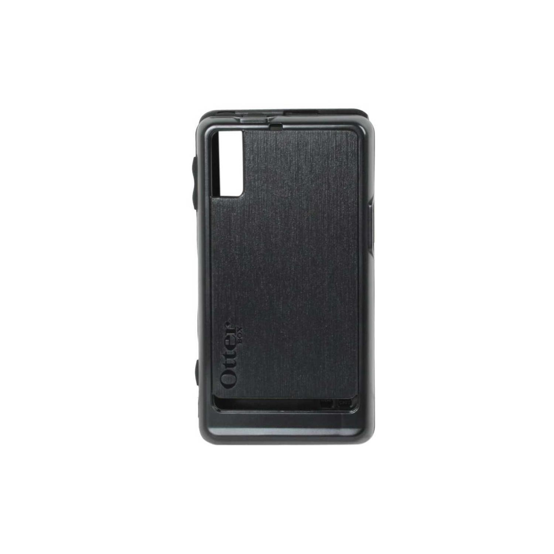 Case - Otterbox Commuter for Motorola Droid 2 Black