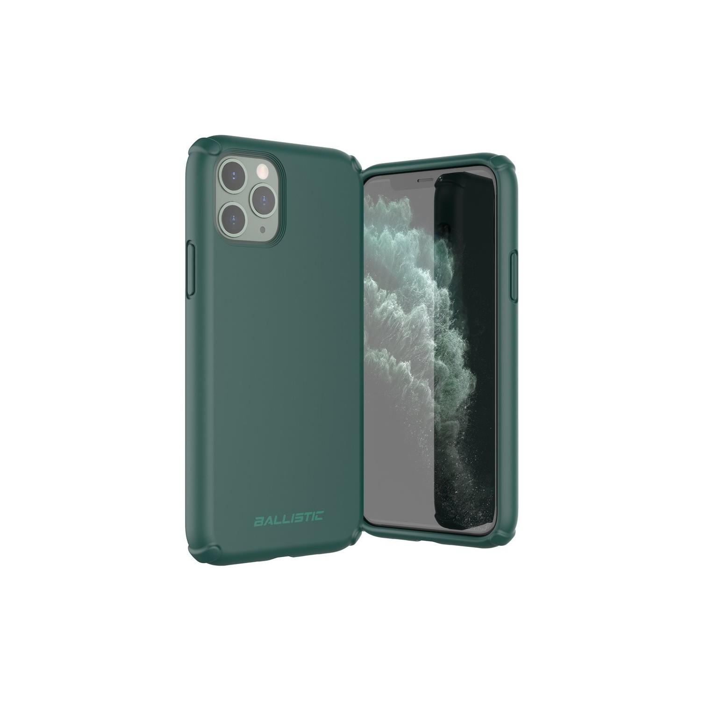 . Funda BALLISTIC Soft para iPhone 11 PRO MAX Verde