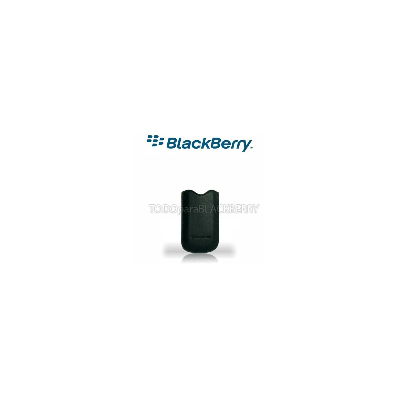 Funda Pouch 8100 8110 8120 Pearl Original Blackberry