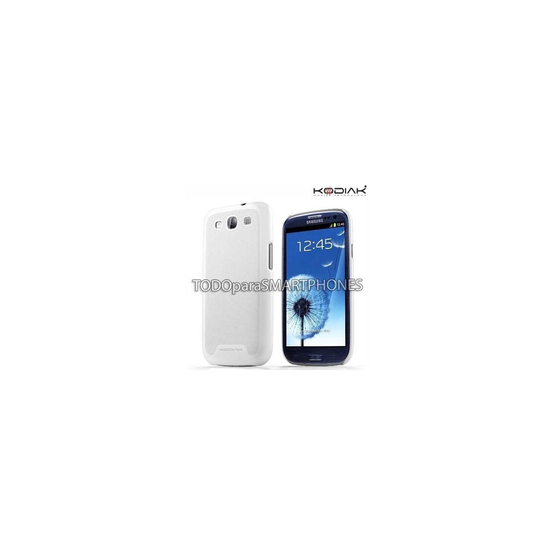 Funda Kodiak Samsung S3 Grip Blanca