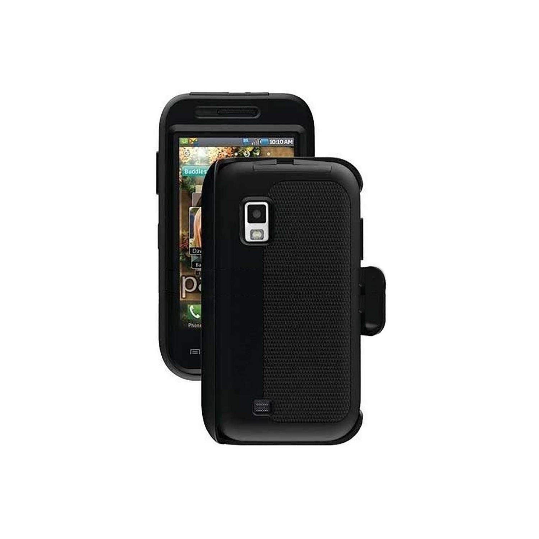 . Funda OTTERBOX Defender para Samsung i500 Fascinate Negra Uso Rudo con Clip