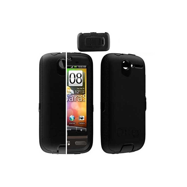 z - Funda OTTERBOX Defender HTC Desire Negra