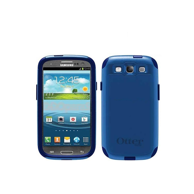 . Funda OTTERBOX Commuter para Samsung S3 Protector Azul