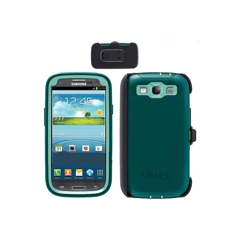 . Funda OTTERBOX Defender para Samsung S3 Verde Reflection