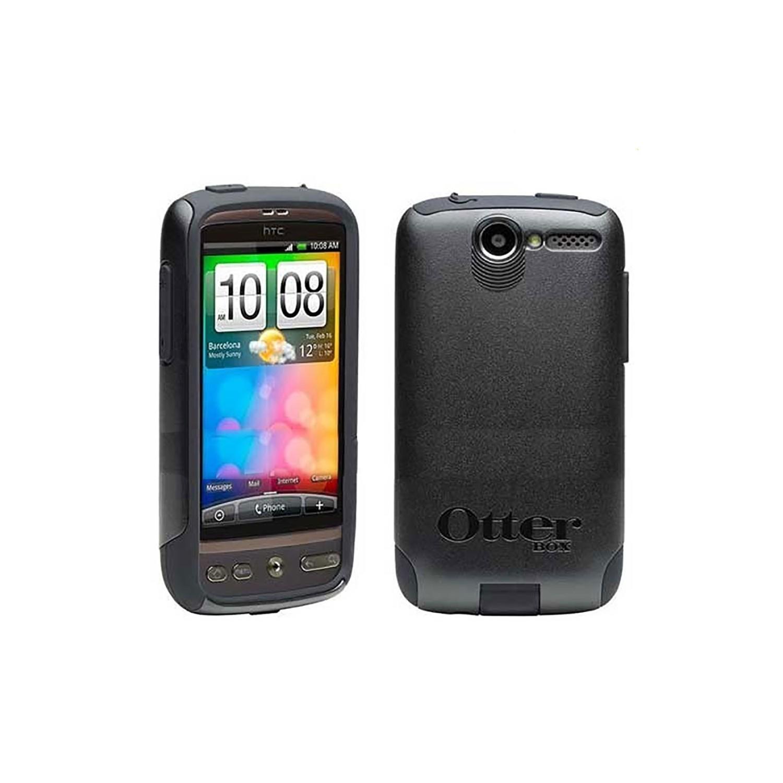 . Funda OTTERBOX Commuter para HTC Desire Negra