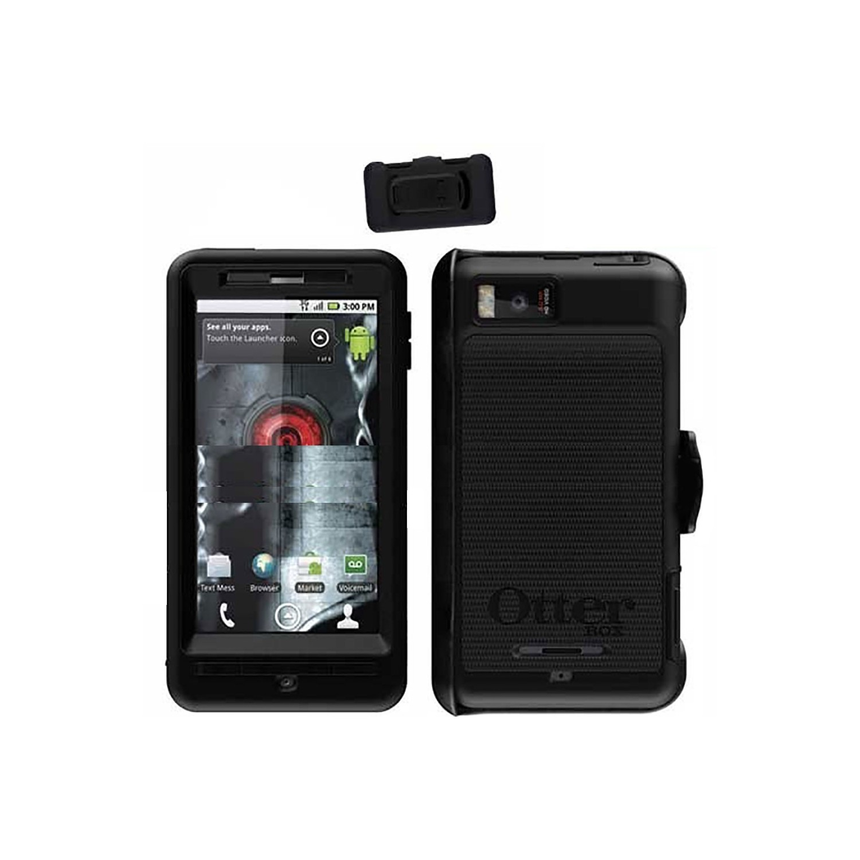 . Funda OTTERBOX Defender para Motorola Droid X2 Negra