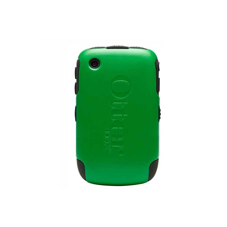 . Funda OtterBox Commuter verde para Blackberry 8520 8530 9300