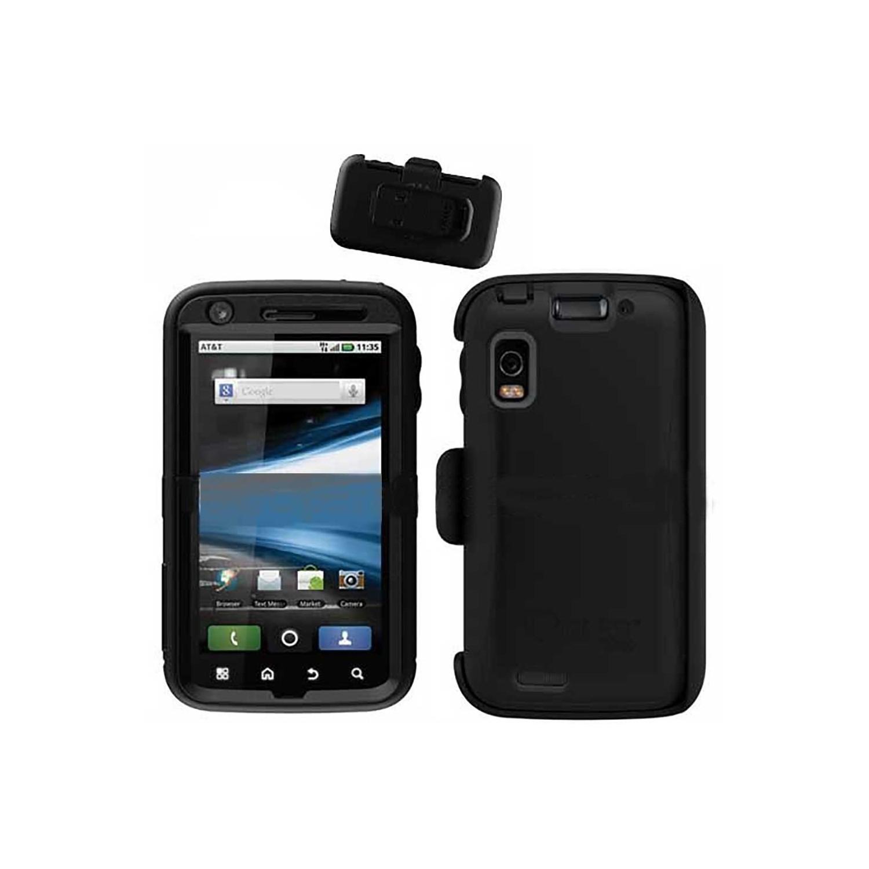 Case - Otterbox Defender Motorola Atrix Black