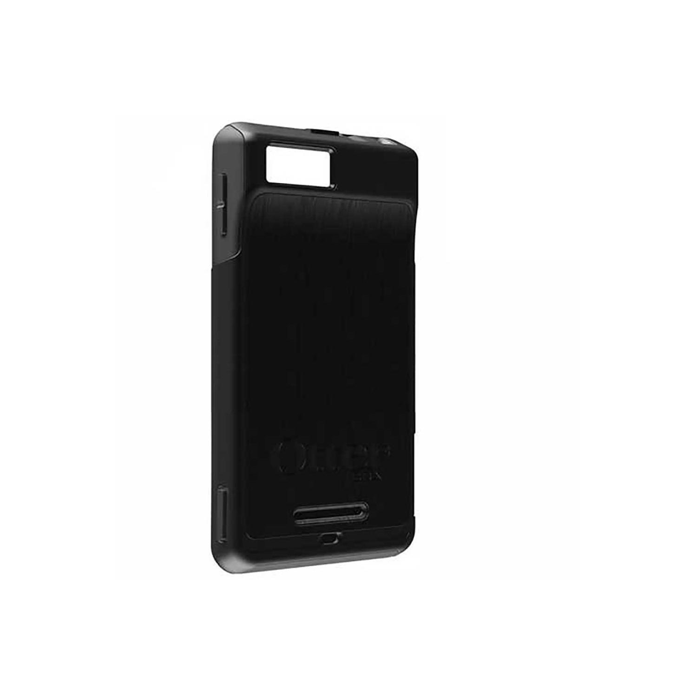 Case - Otterbox Commuter for Motorola Droid X Black