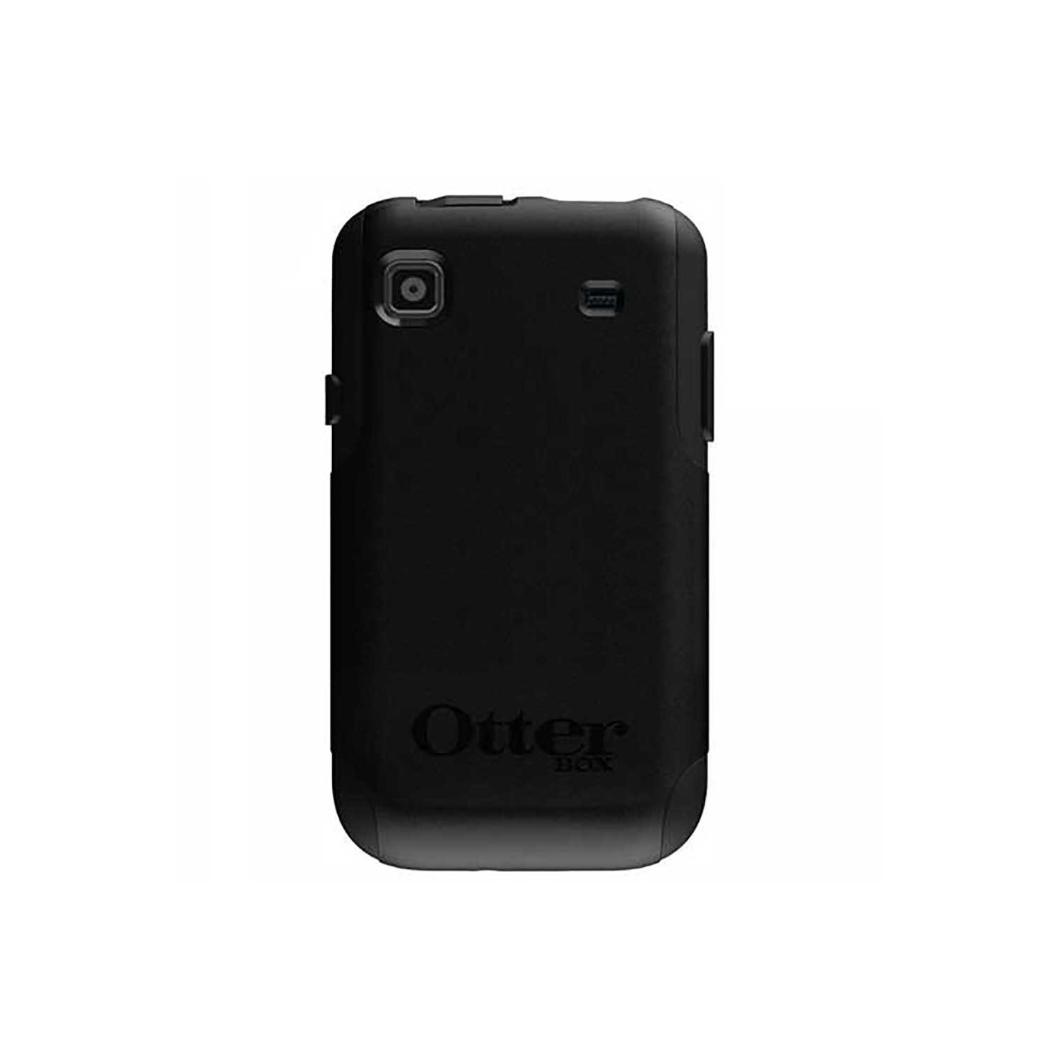 Case - Otterbox Commuter for Samsung Galaxy S Black
