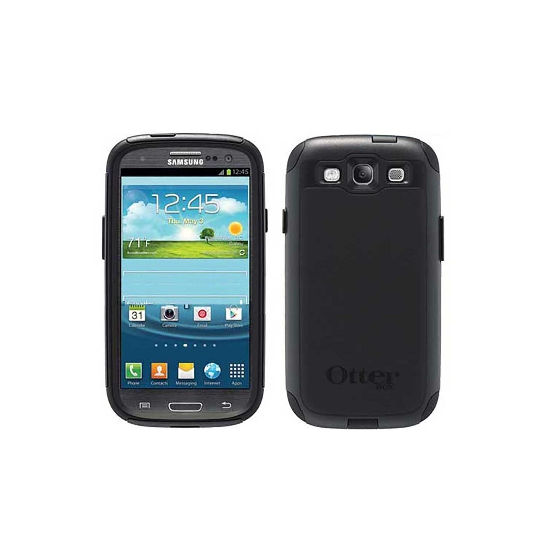 . Funda OTTERBOX Commuter para Samsung S3 Negra