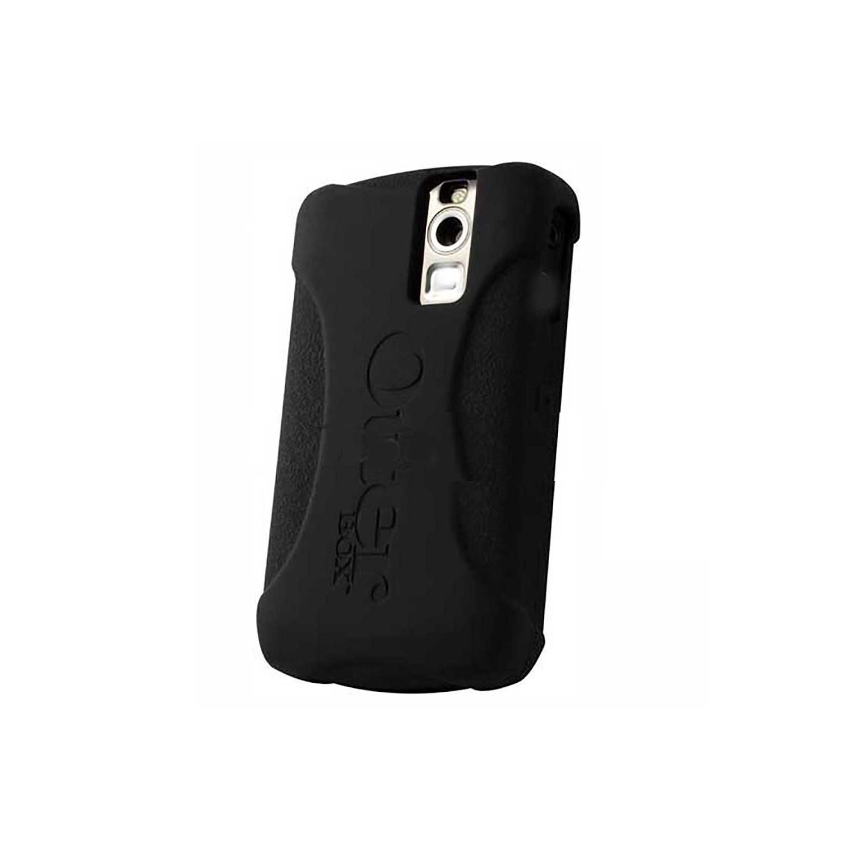 . Funda OtterBox Impact para Blackberry 8350i Negra Silicon Skin