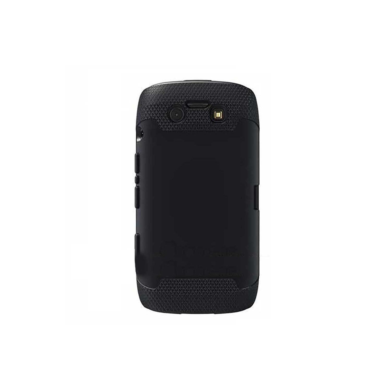 . Funda OTTERBOX Impact para Blackberry 9850 9860 Negra