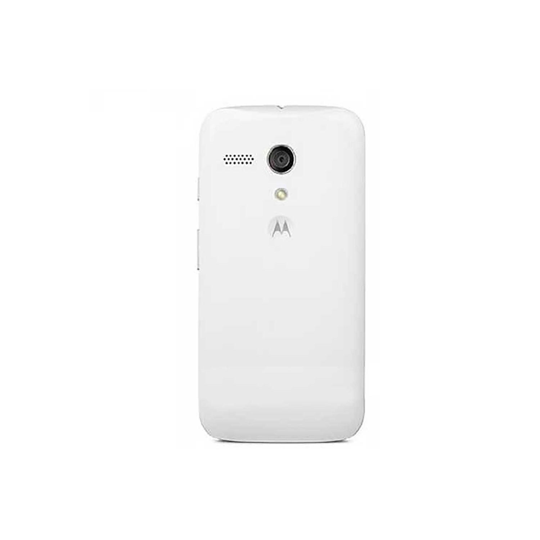 Case - Shell for Motorola Moto G - White