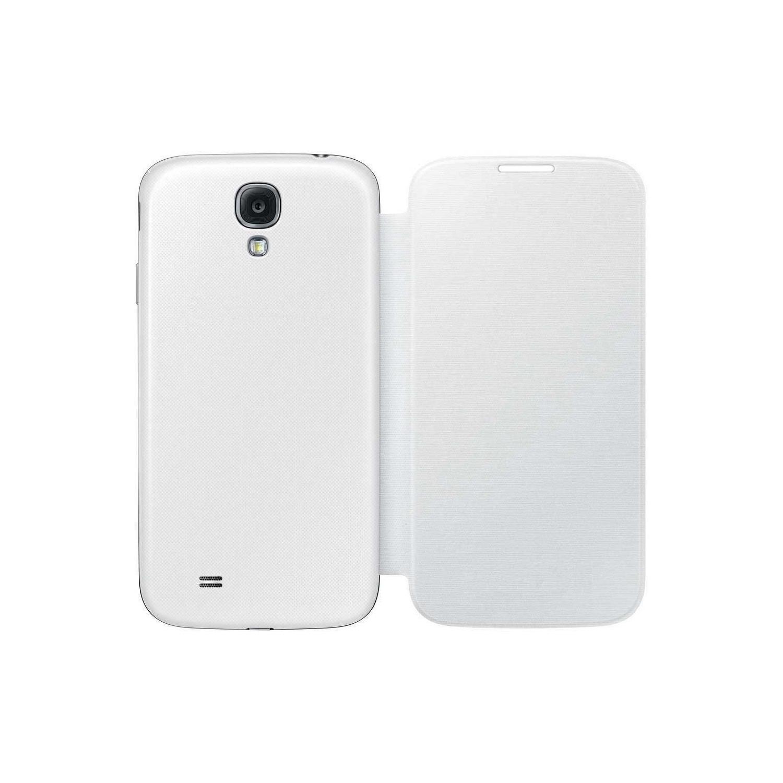 . Funda para SAMSUNG S4 Flip Cover Blanco