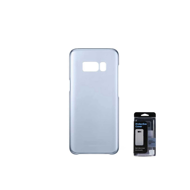 . Funda para SAMSUNG S8 PLUS Cover Translucido Azul