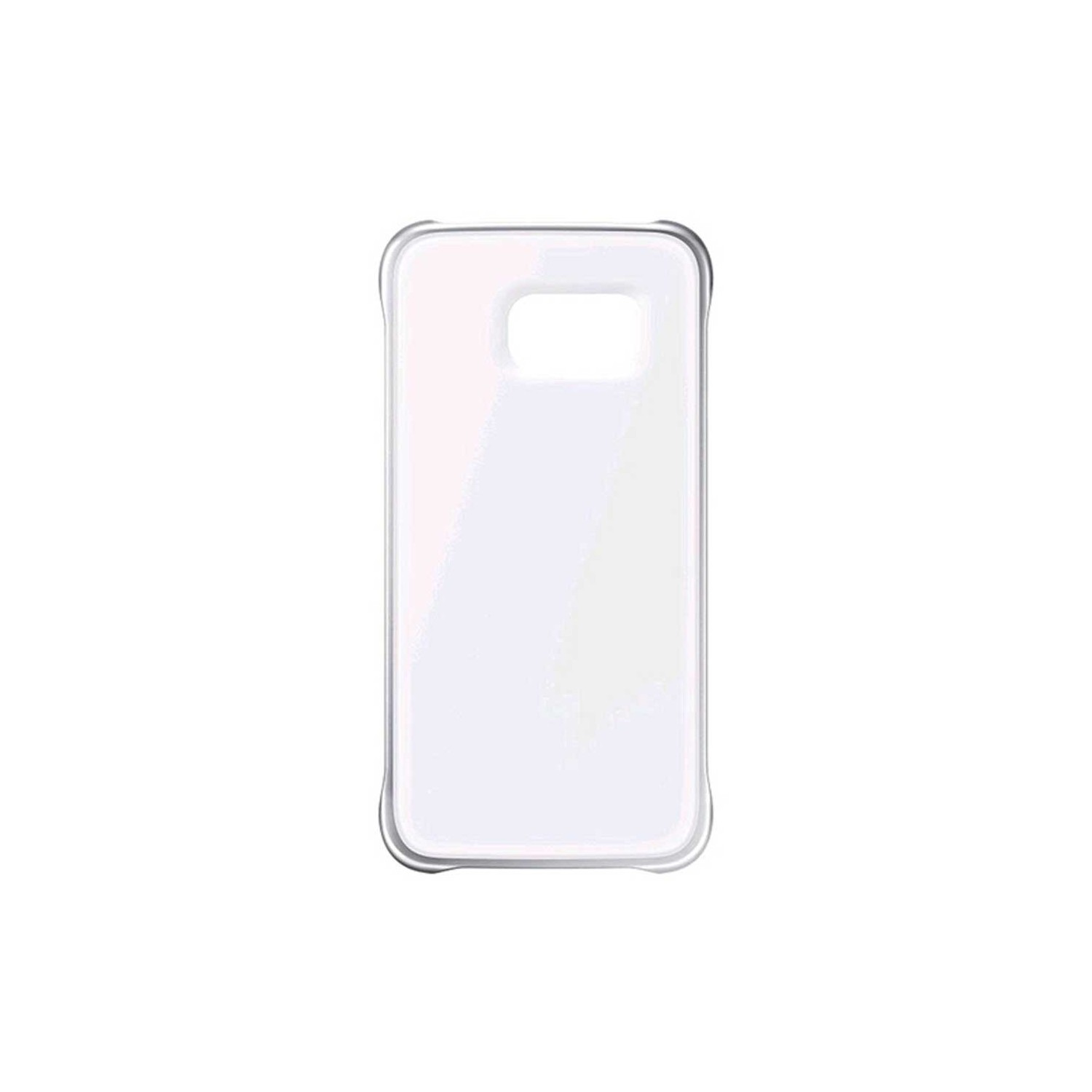 Case - Galaxy S6 EDGE Protective cover Clear Silver