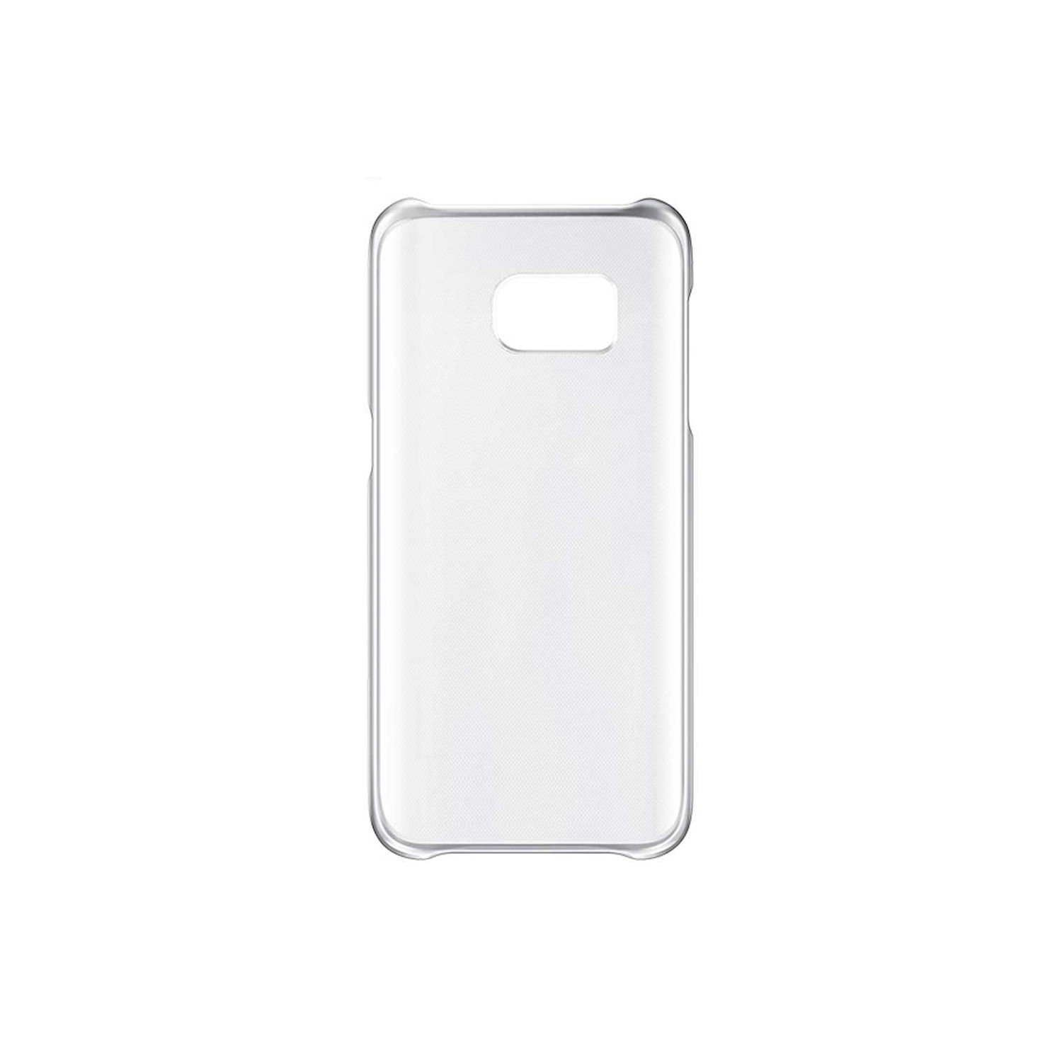 Case - Galaxy S7 Protective cover Clear Silver