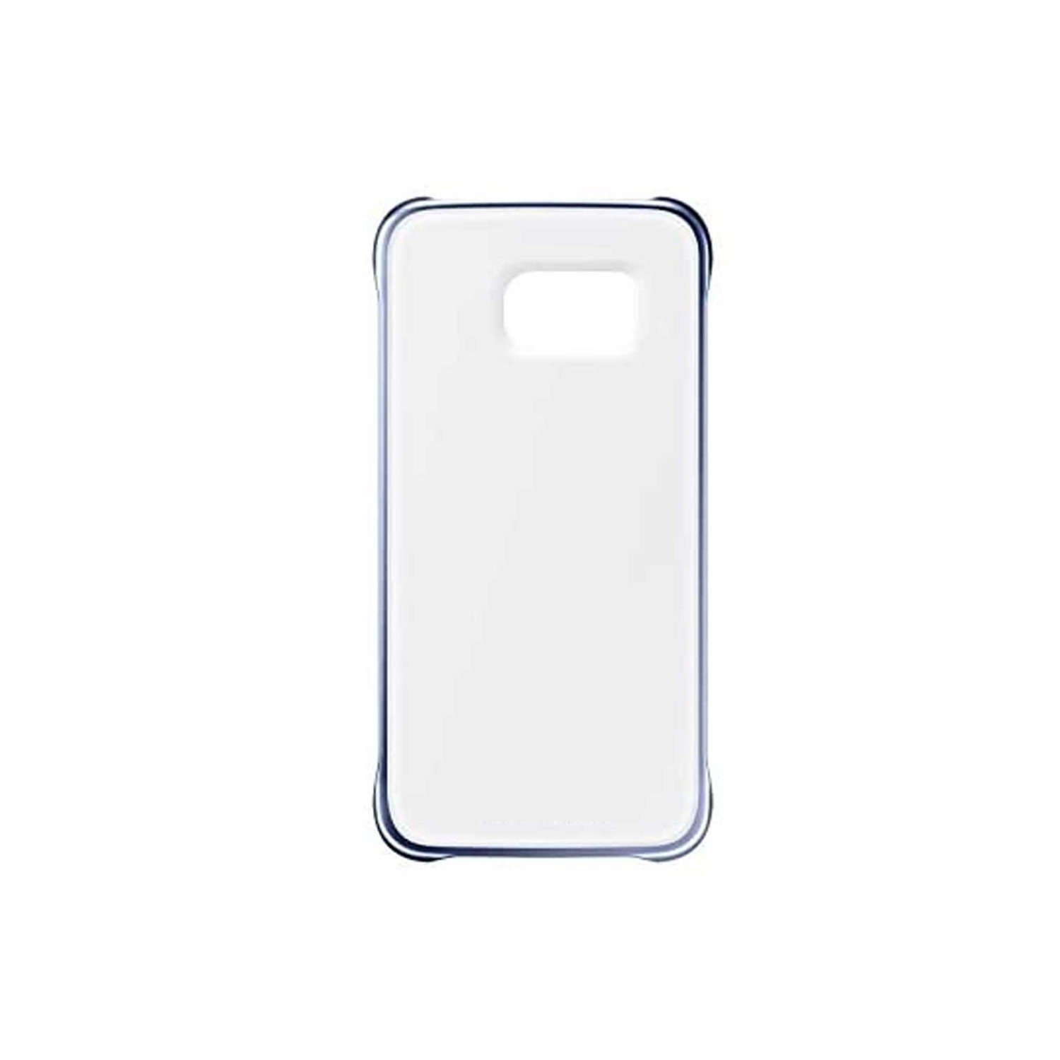 Case - Galaxy S6 EDGE Protective cover Clear Sapphire