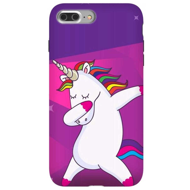 . Funda ARTSCASE StrongFit para iPhone 8 PLUS 7 PLUS Unicornio