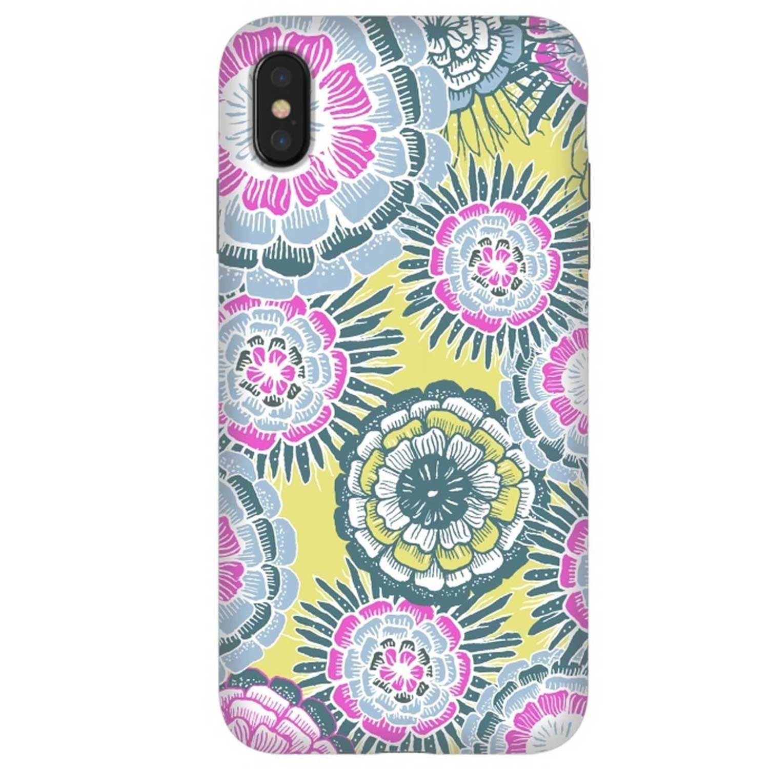 Case -  ArtsCase StrongFit for iPhone Xs MAX Live Happy