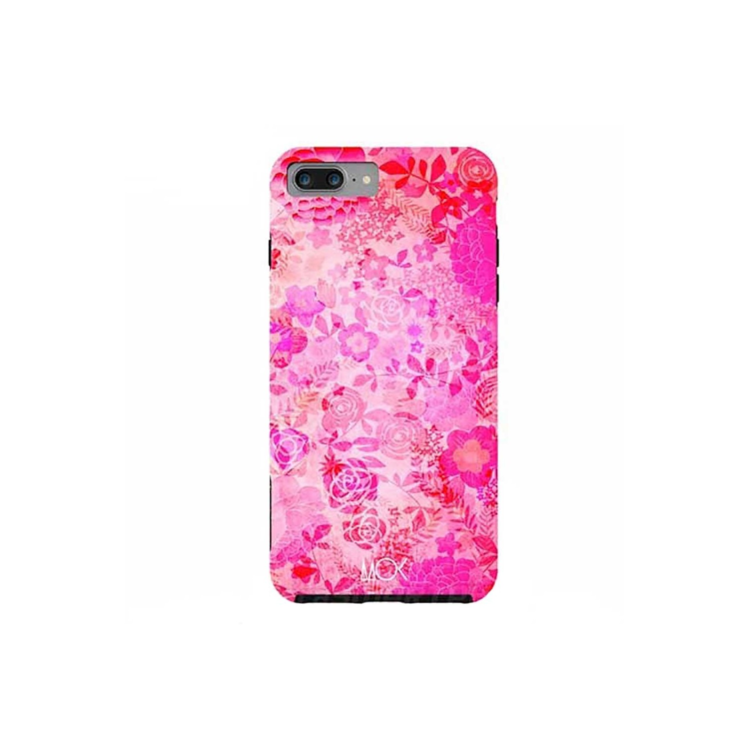 Case -  ArtsCase StrongFit for iPhone 7 PLUS Rose Floral by MOK
