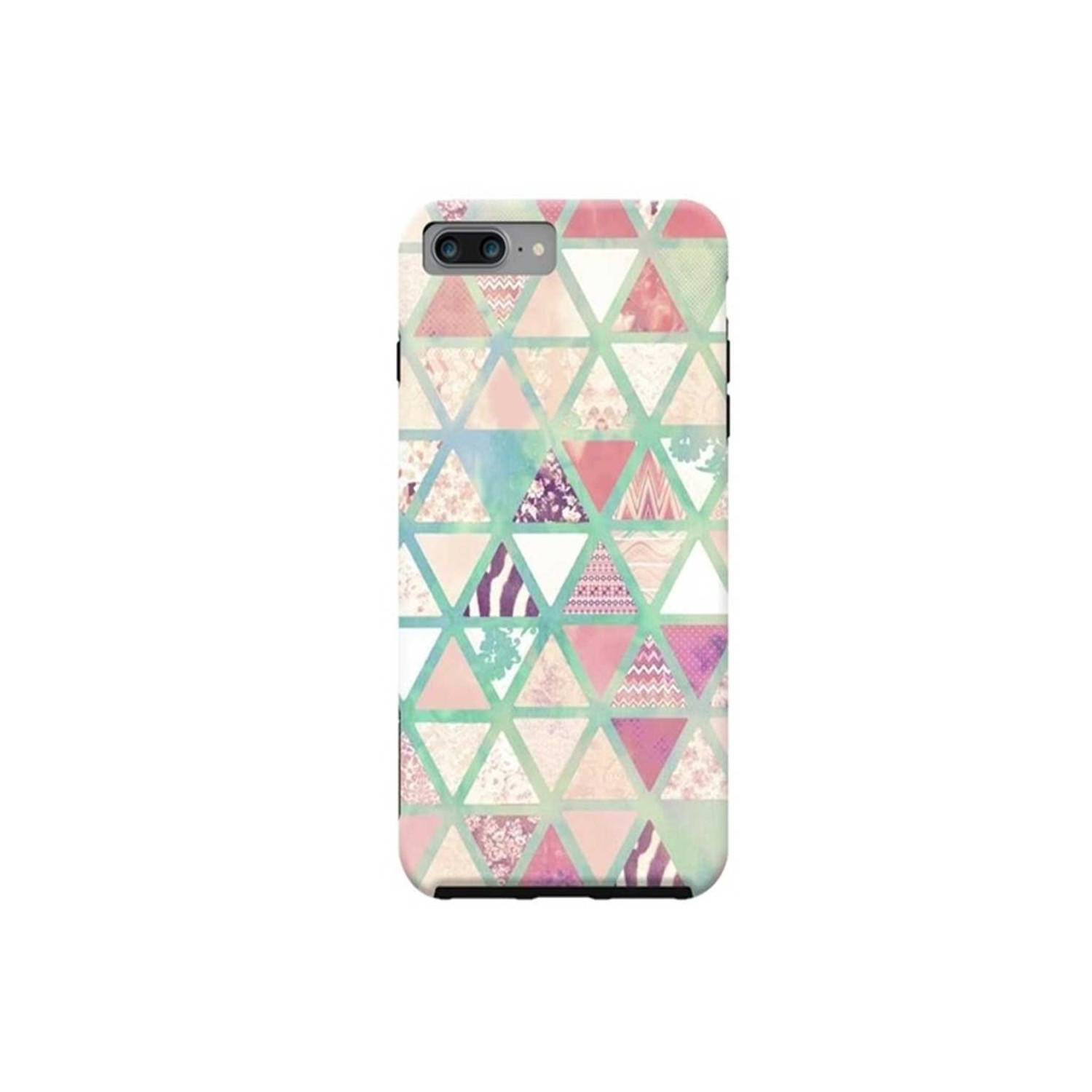 Case -  ArtsCase StrongFit for iPhone 7 PLUS Triangles