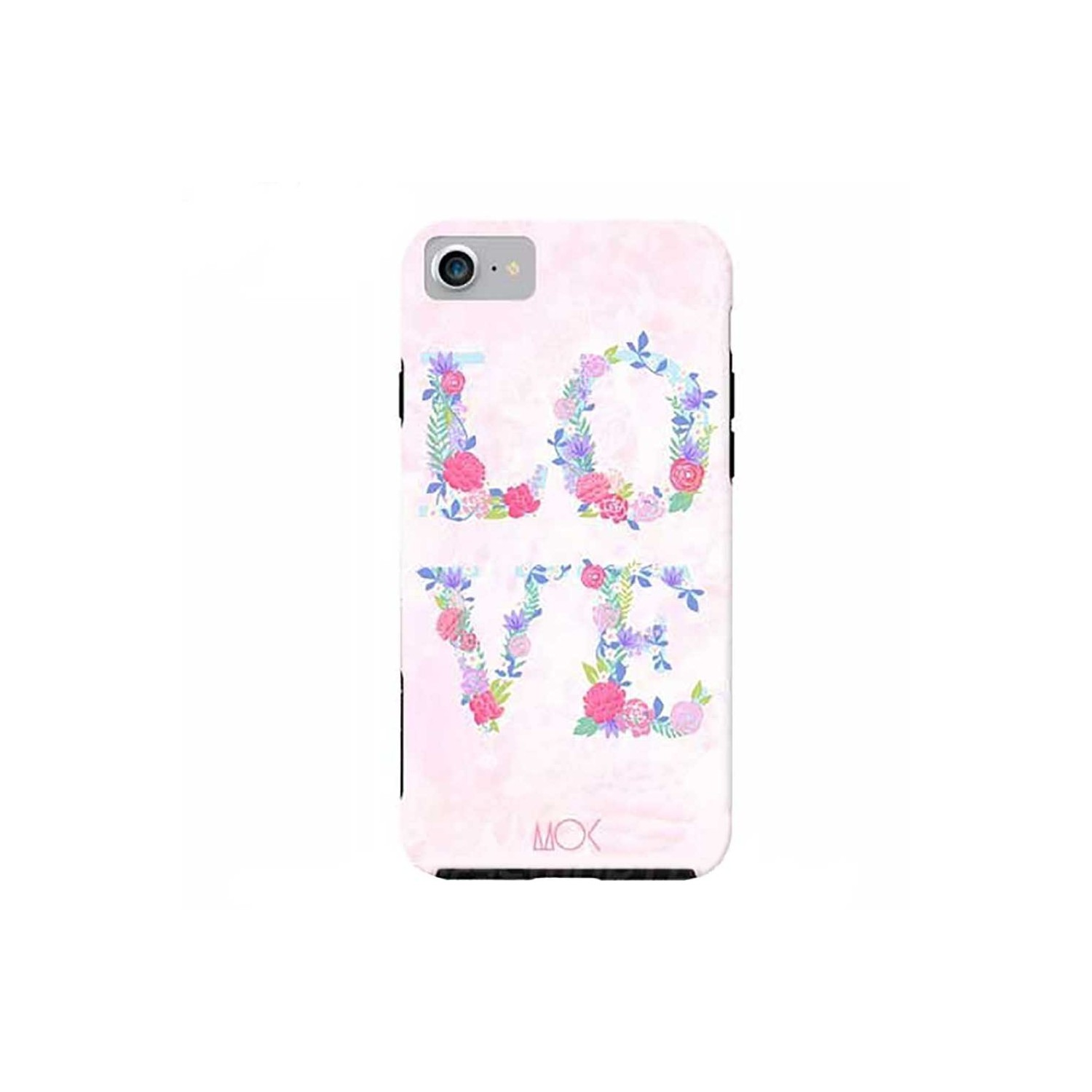 Case -  ArtsCase StrongFit for iPhone 7 Love by MOK