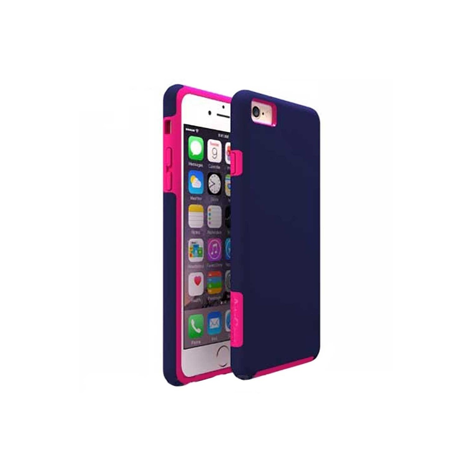 Case -  ArtsCase StrongFit for iPhone 6/6s Blue Navy