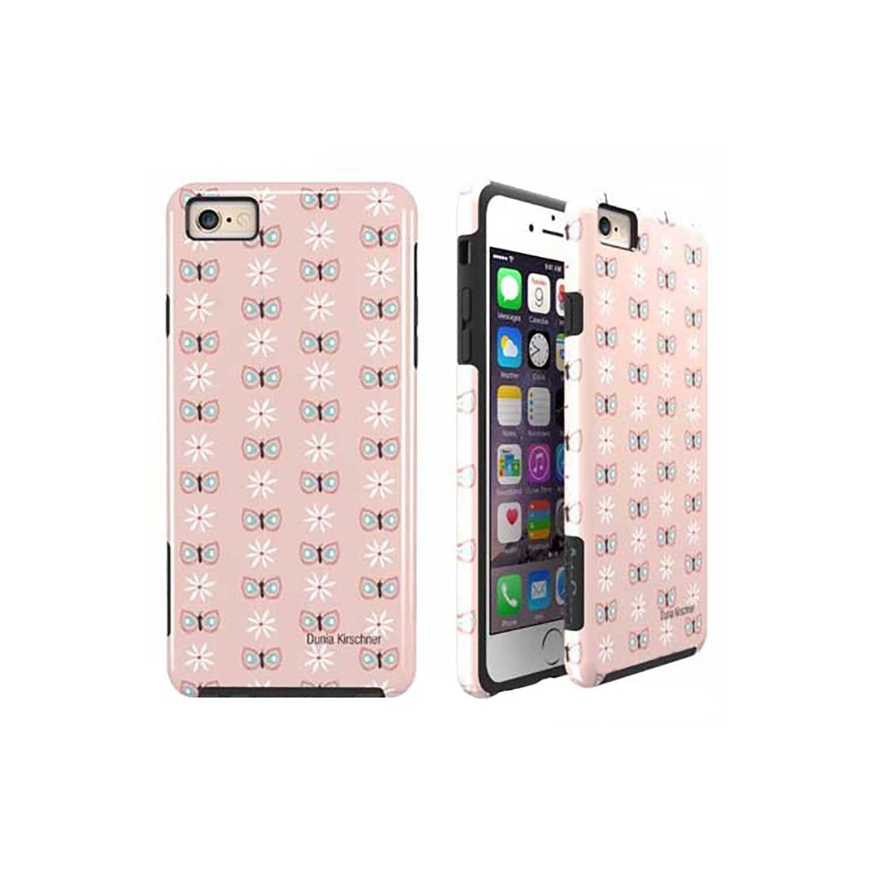 . Funda ARTSCASE StrongFit para iPhone 6 y 6s diseño rosa