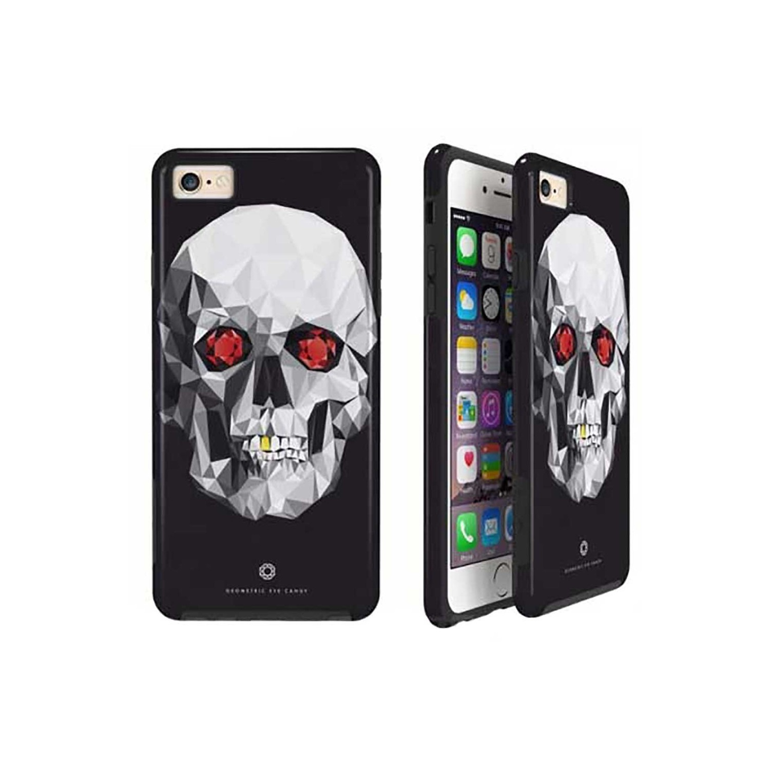 Case -  ArtsCase StrongFit for iPhone 6/6s Eye Candy