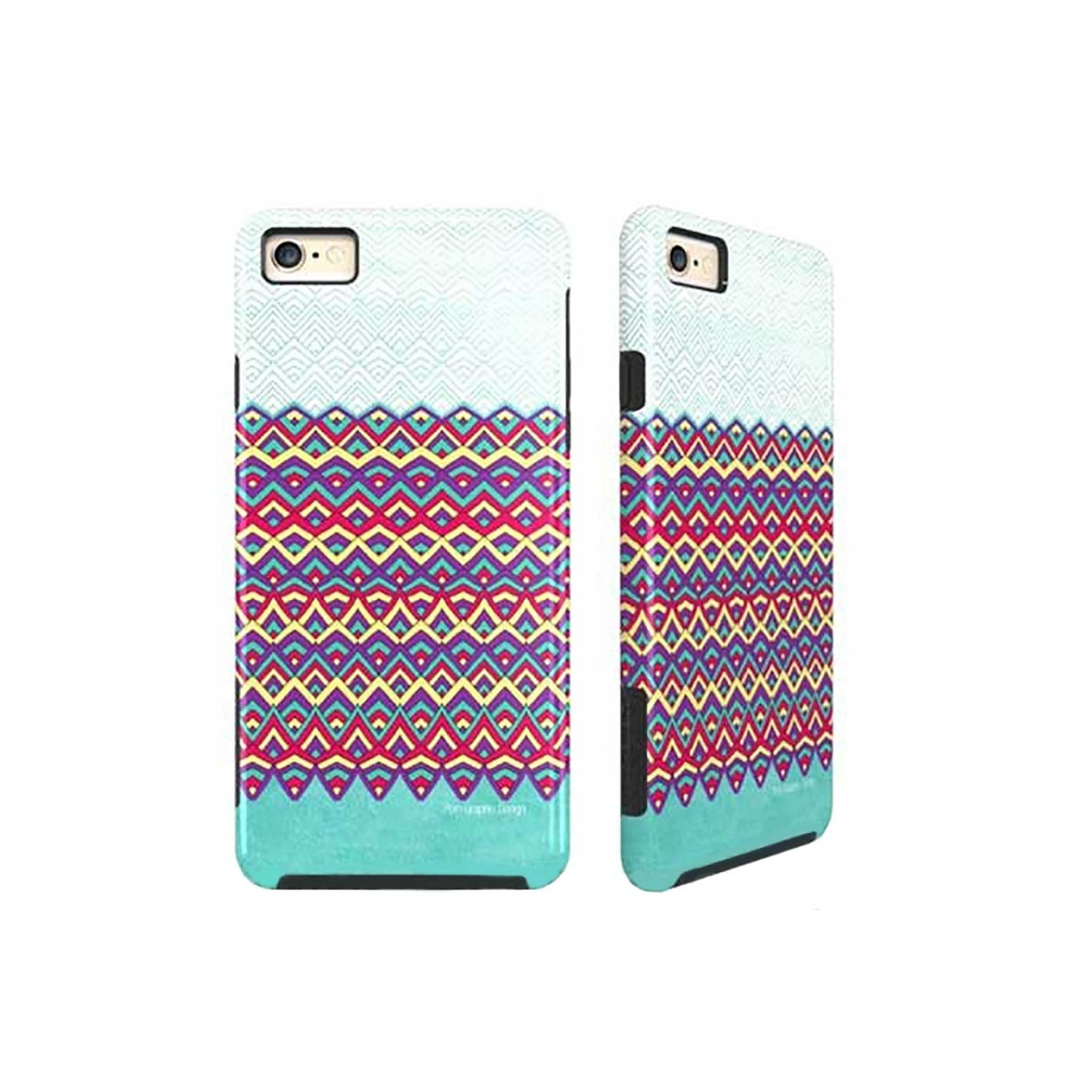Case -  ArtsCase StrongFit for iPhone 6/6s Horizons