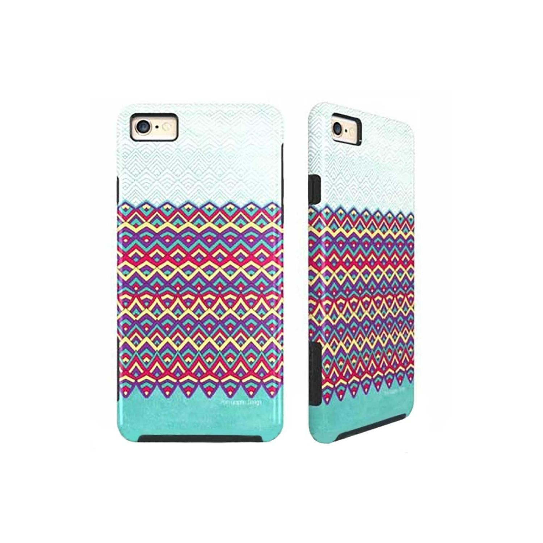 . Funda ARTSCASE StrongFit para iPhone 6 y 6s colors band