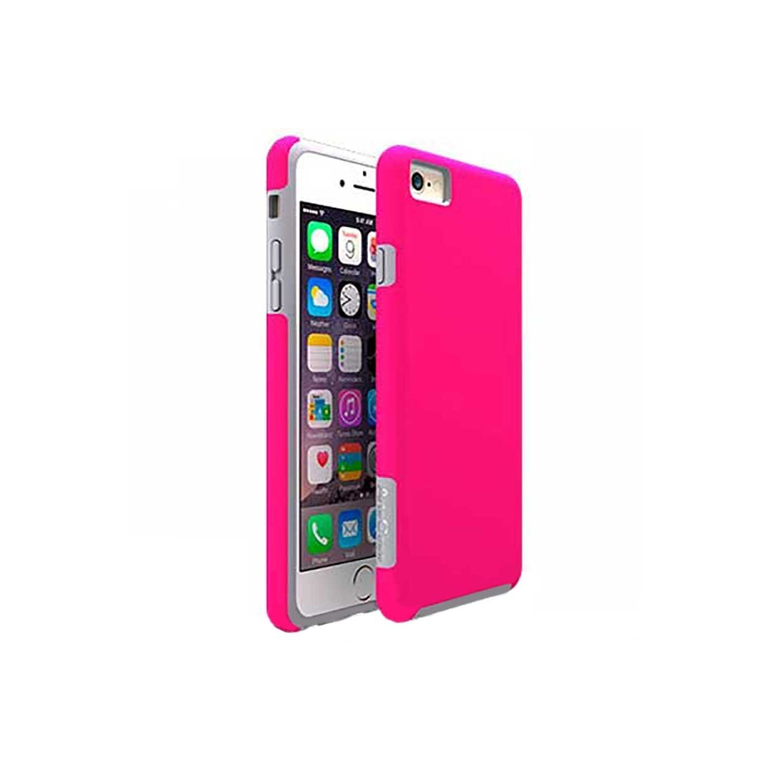 Case -  ArtsCase StrongFit for iPhone 6/6s magenta