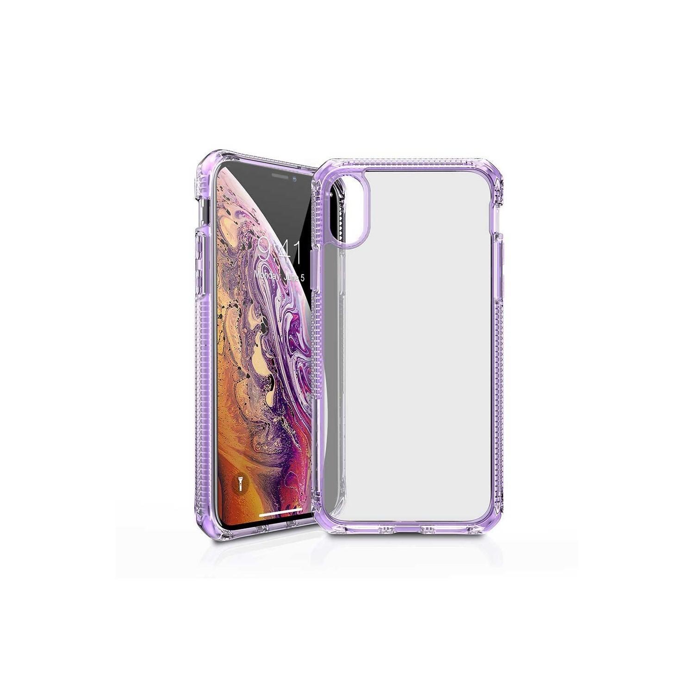 Case - ITSKINS Hybrid case for iPhone Xs / X - Tra Violet
