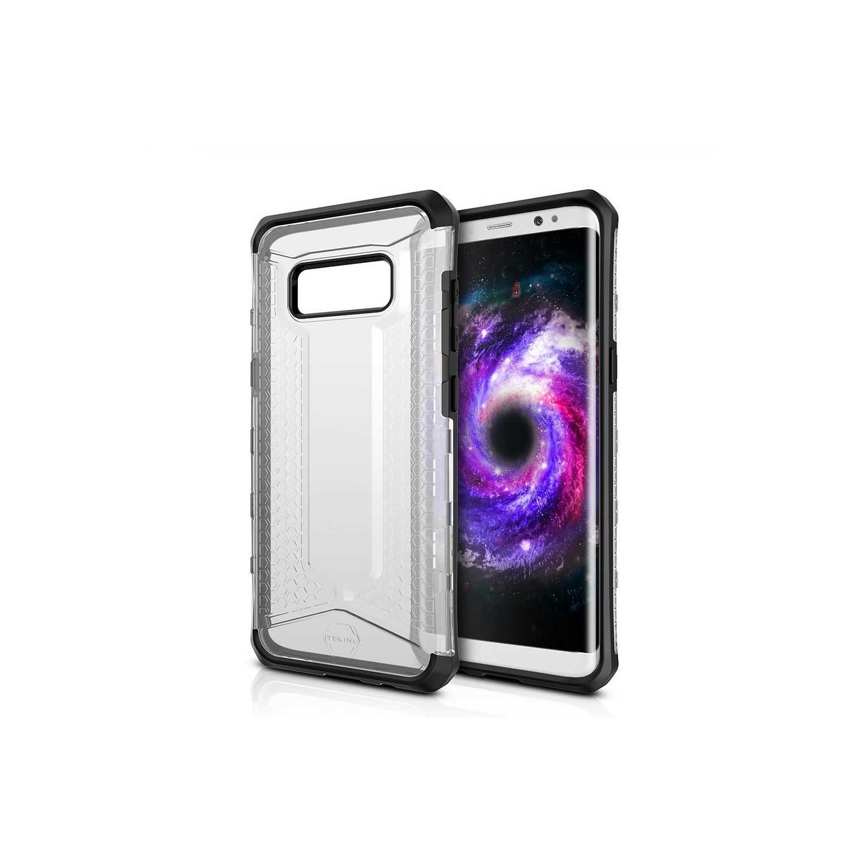 . Funda ITSKINS Octane para Samsung S8 PLUS Neg Tranparente