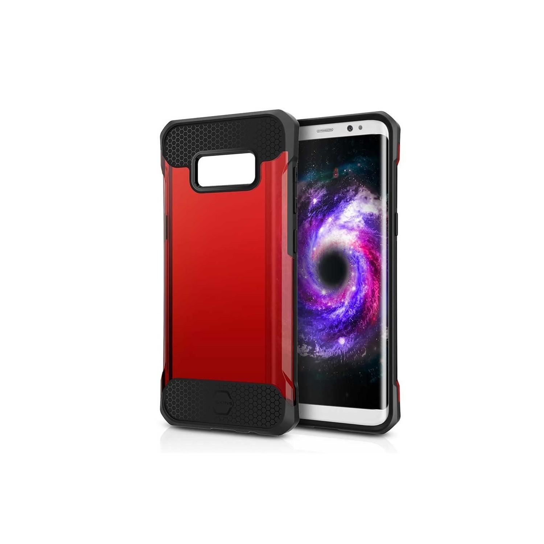 . Funda ITSKINS Spina para Samsung S8 Roja