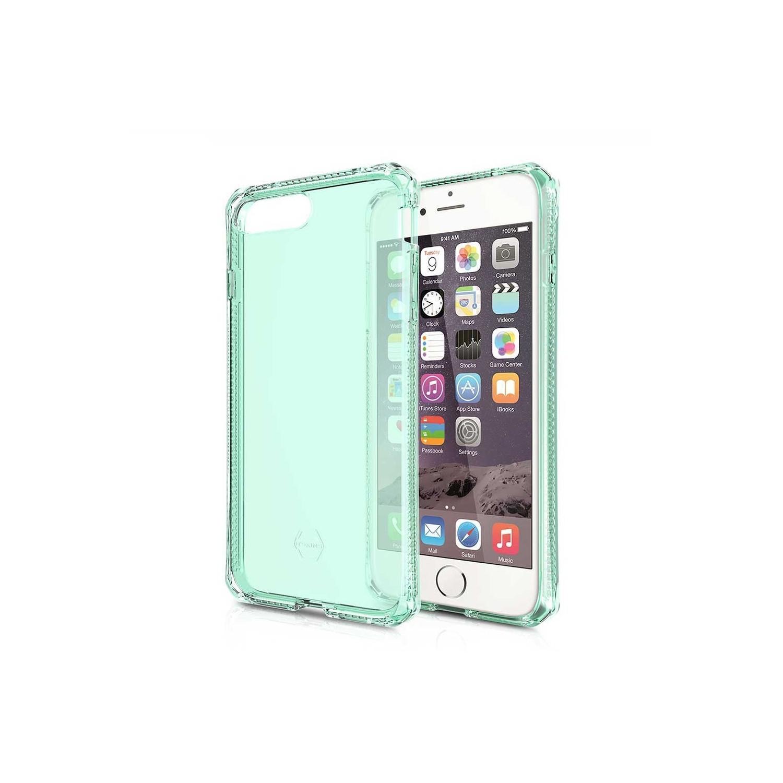 . Funda ITSKINS Spectrum para iPhone 8 PLUS y 7 PLUS Verde Tiffany