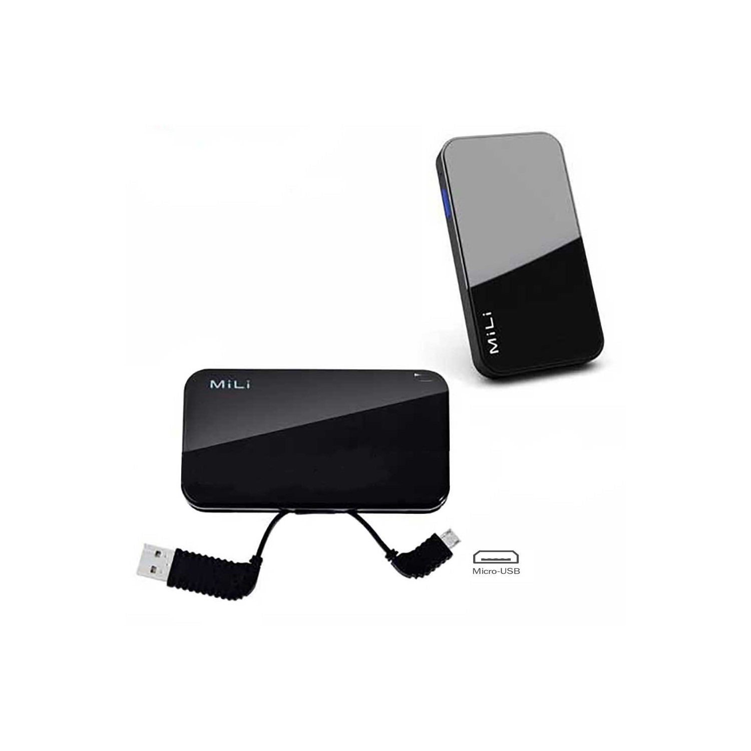 Auxiliary Battery Case Mili Iphone 4 / 4S Power Spring