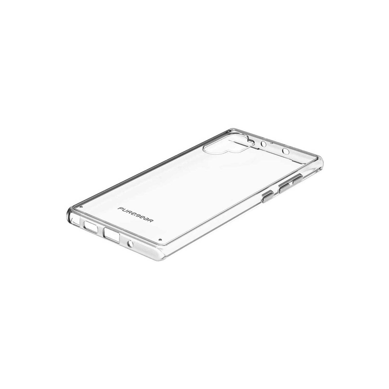 . Funda PUREGEAR Slimshell para Samsung NOTE 10 PLUS Transparente