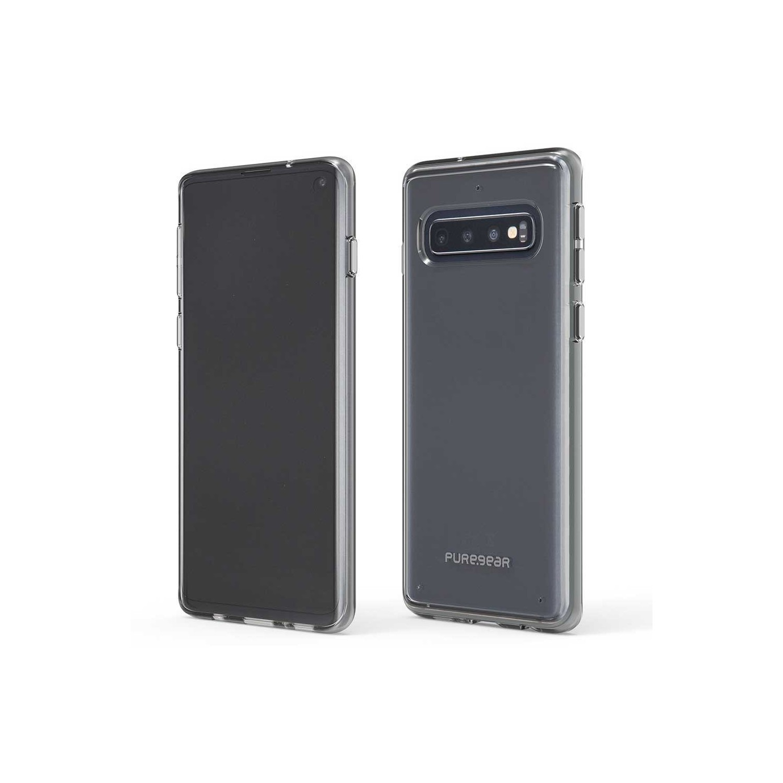 Case - Slimshell Puregear for Samsung S10 - Clear
