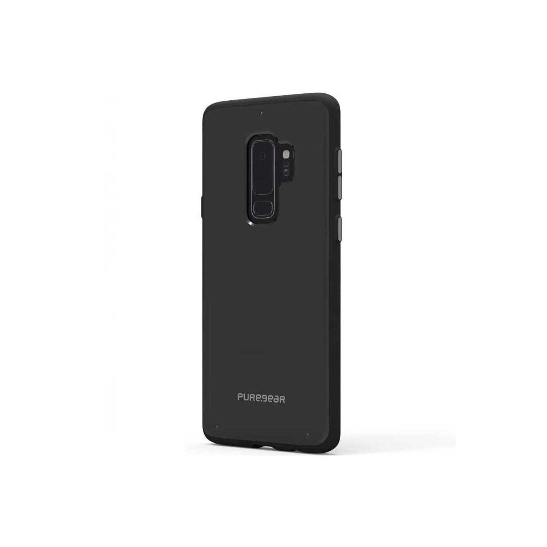 . Funda PUREGEAR Slimshell Pro para Samsung S9 Negra