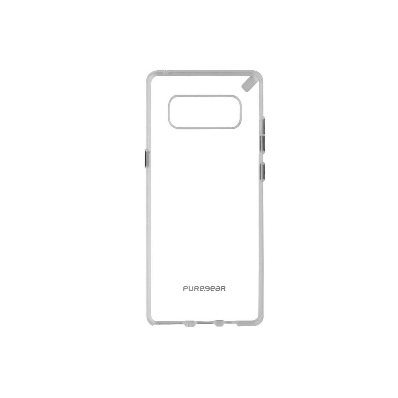 . Funda PUREGEAR Slimshell para Samsung NOTE 8 - Transparente