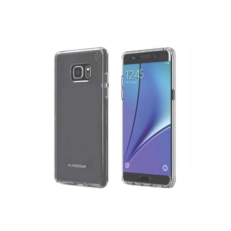 . Funda PUREGEAR Slimshell para Samsung Note 7 Transparente