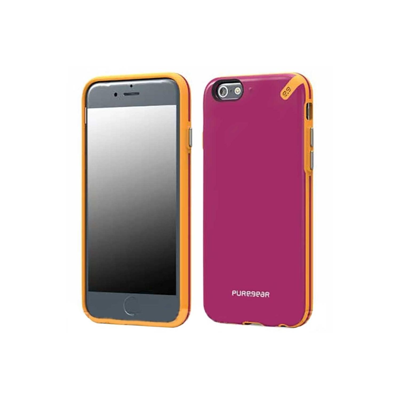 . Funda PUREGEAR Slimshell para iPhone 6 PLUS Rosa