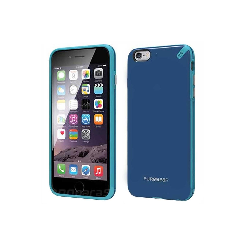 . Funda PUREGEAR Slimshell para iPhone 6 PLUS Azul