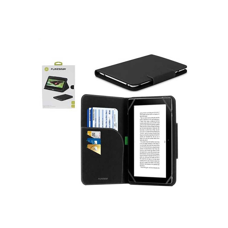 ". Funda Puregear para Tablets 7-8"" Folio Universal Negra"